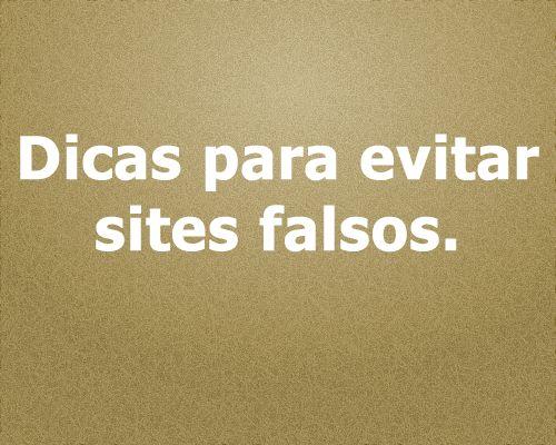 sites-falsos